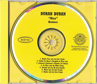 390 nice song single usa Nice Remixes promo cd duran duran discography discogs wiki com 2