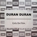 Girls on Film - Portugal 11C 008-64501 promo duran duran wikipedia band