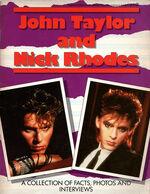 DURAN DURAN John Taylor and Nick Rhodes USA Picture Magazine wikipedia