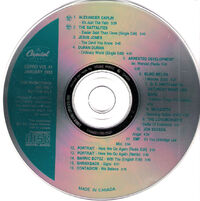 CDPRO VOL NO 1 CAPITOL RECORDS DURAN DURAN
