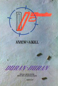 A view to a kill advert 3