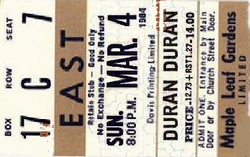 4 march 84