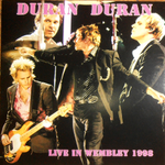 Duran duran - live in wembley 1998 clear 7 CLEAR VINYL WIKIPEDIA BAND