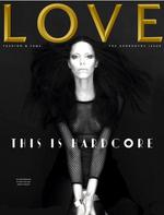 Love magazine duran duran
