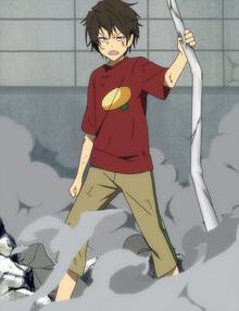 Young Shizuo