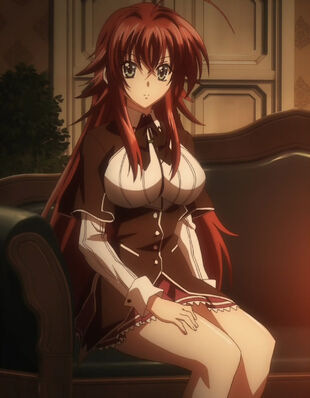 High School DxD - 10 - Large 07