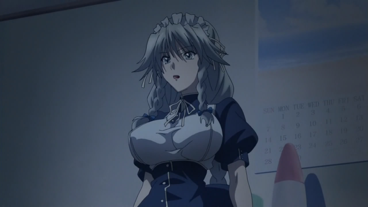 highschool dxd grayfia