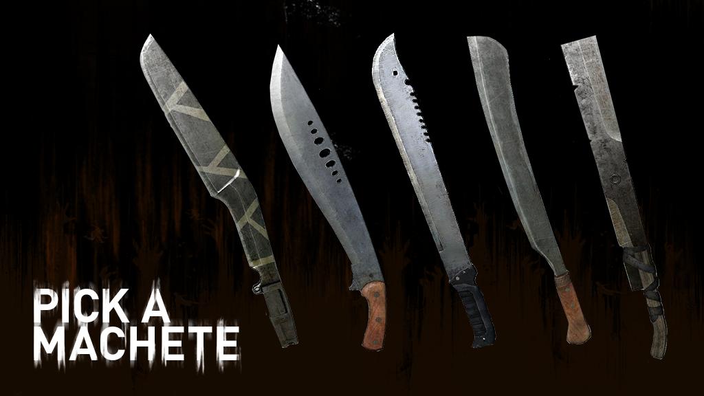 how to get korek machete