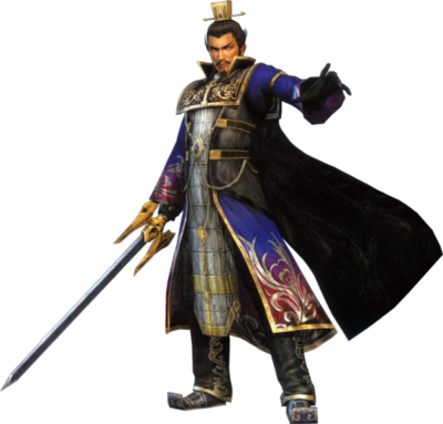 Dynasty warriors 6 conceptart zikNn
