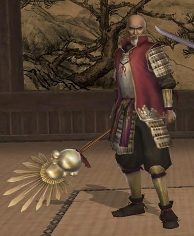 File:Hideyoshi Toyotomi - Aged Render (NAO).png
