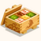 Cubic Shaped Sushi (TMR)