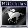 Champion Jockey Trophy 11