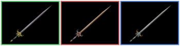 DW Strikeforce - Long Sword 2