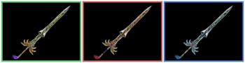 DW Strikeforce - Long Sword 8