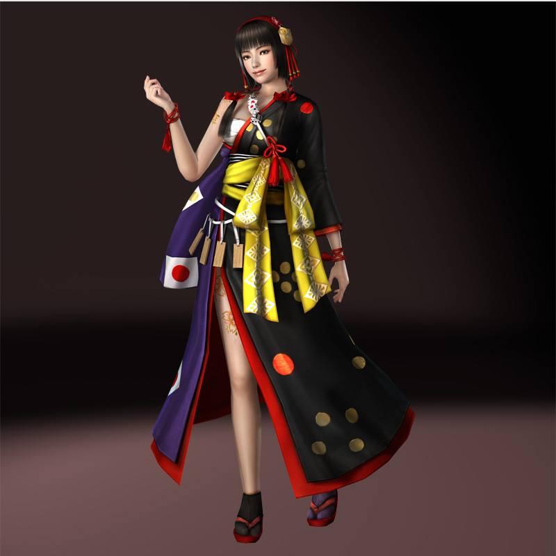 Warriors Orochi 4 Dlc November 29: Image - Okuni-sw4dlc-spclothes.jpg