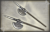 Twin Axes - 1st Weapon (DW7)