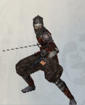 Master Ninja Model (SW2)