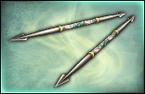 Emei Daggers - 2nd Weapon (DW8)