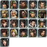 Shu Avatar Set (DW8 DLC)