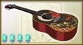 Red Rose Guitar (AWL)
