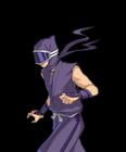 Pokemon Conquest - Generic Ninja