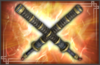 Twin Rods - 3rd Weapon (DW7)