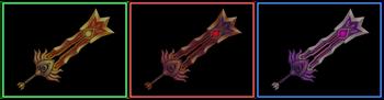 DW Strikeforce - Large Blade 11
