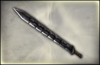 Flaming Sword - 1st Weapon (DW8)