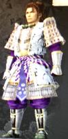 Armor of Grandeur (Kessen III)