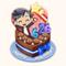 Special Birthday Chocolate Cake - For Fuwa (TMR)