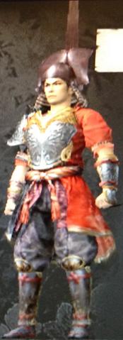 File:Spike Ushirodate (Kessen III).png