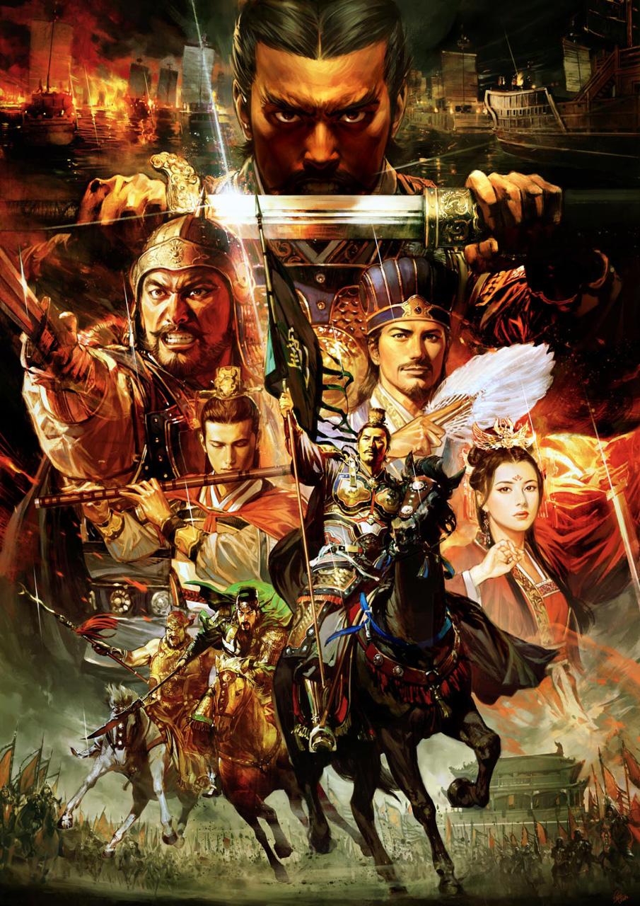 الموضوع الرسمي للعبة Romance of The Three Kingdoms XIII Latest?cb=20150519171554