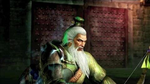 『真・三國無双7』 黄忠