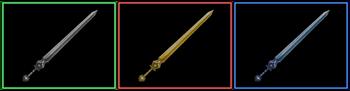 DW Strikeforce - Large Blade