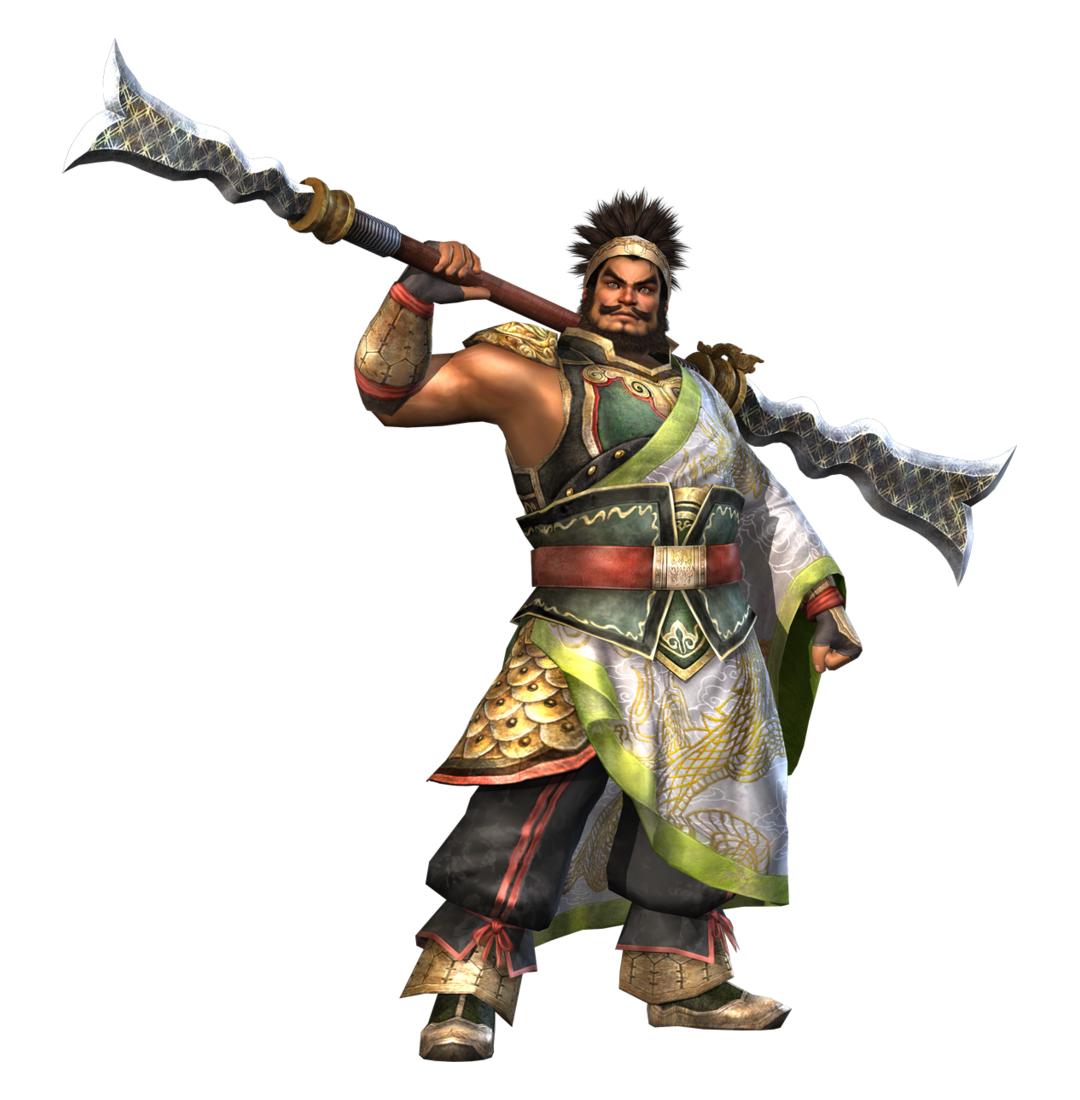 Full resolution   Zhang Fei Dynasty Warriors 8