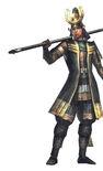 Nagamasa Azai Render (SW)