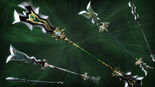 Shu Weapon Wallpaper 19 (DW8 DLC)