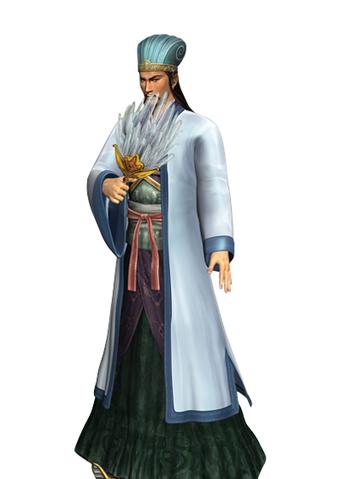 File:Zhuge Liang Render (CR - ROTK).png