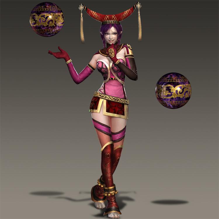 Warriors Orochi 3 9 Tails: Image - Daji-wo3-dlc-sp.jpg