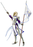 Joan of Arc - Bladestorm Concept Art