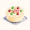 Buttercream Cake (TMR)