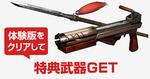 Demo Weapon Set (DWEKD DLC)