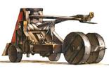 Mobile Catapult Concept (DW7)