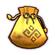 Gold Material Bag (HW)