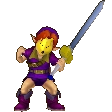 Young Link Alternate Costume (HWL)