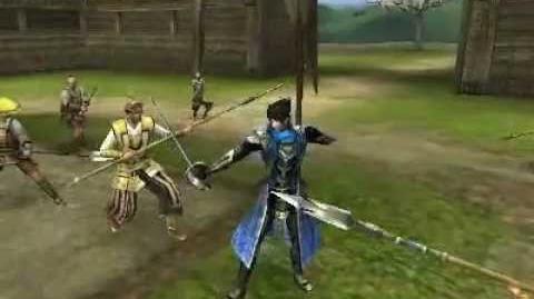 Samurai Warriors Chronicles 2nd Takatora Todo