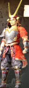 Tentsu Maedate (Kessen III)