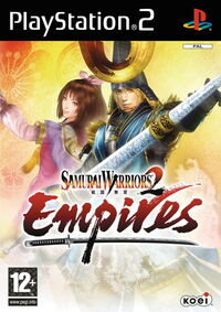 Samurai Warriors 2 Empires Case