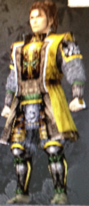 Righteous Cause Armor (Kessen III)