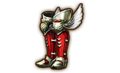 Boots - 3rd Weapon (HW)